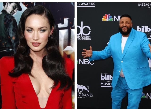 DJ Khaled, Megan Fox face-off in epic LG gaming battle