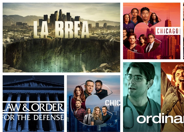 Fall brings 3 new dramas, 6 hours of Dick Wolf to NBC