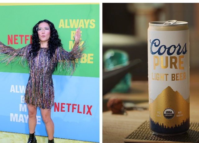 Ali Wong is a talking beer can in new Coors creative