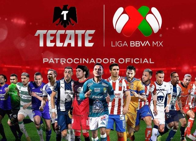 Tecate is official U.S. Sponsor of BBVA MX League