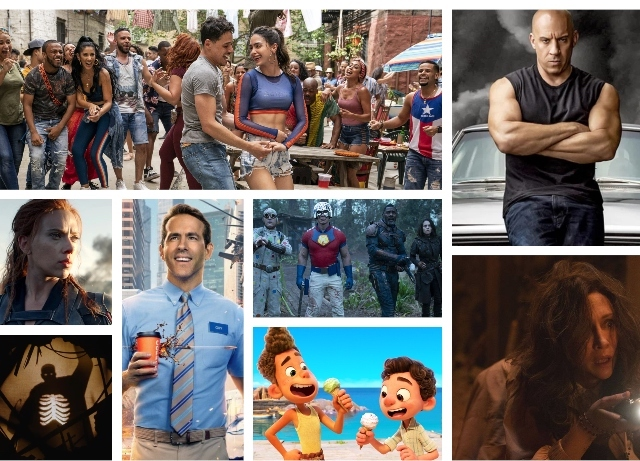 Summer Movie Guide: 2021 edition