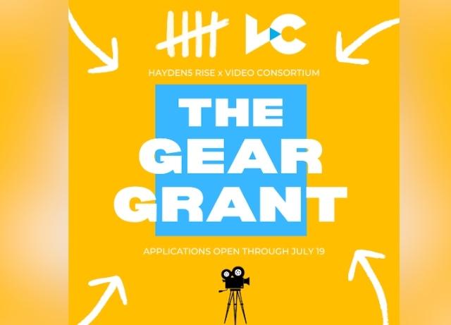Hayden5: Launches $15K Gear Grant for filmmakers