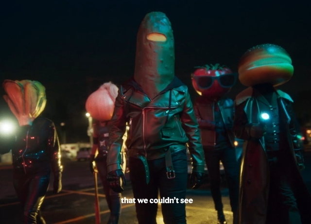 Burger King: Ingredients fight in new campaign