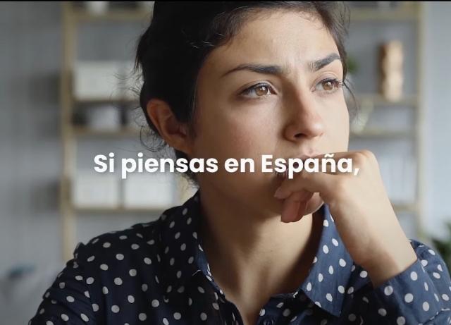 Contrapunto BBDO: Think Again, Think Spain campaign