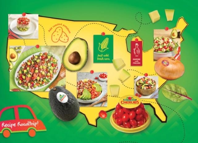 Avocados: Partners with NatureSweet, Shuman Farms