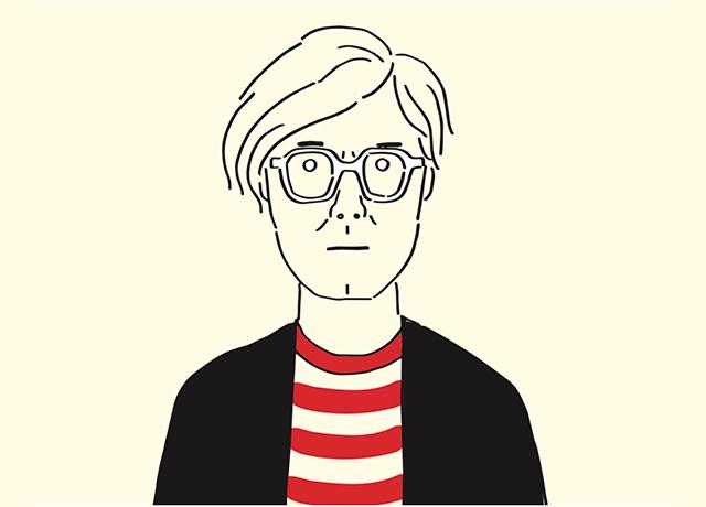 Andy Warhol: Rare photo exhibit at Neuehouse