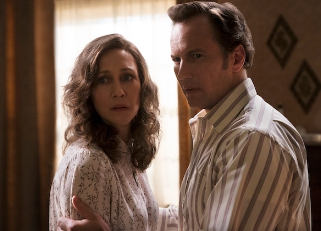 The Conjuring: Love story or horror film?