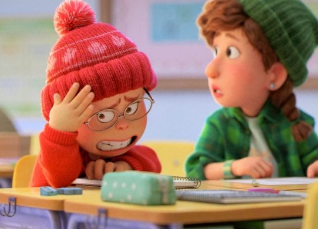 Turning Red: Pixar releases beastly new trailer
