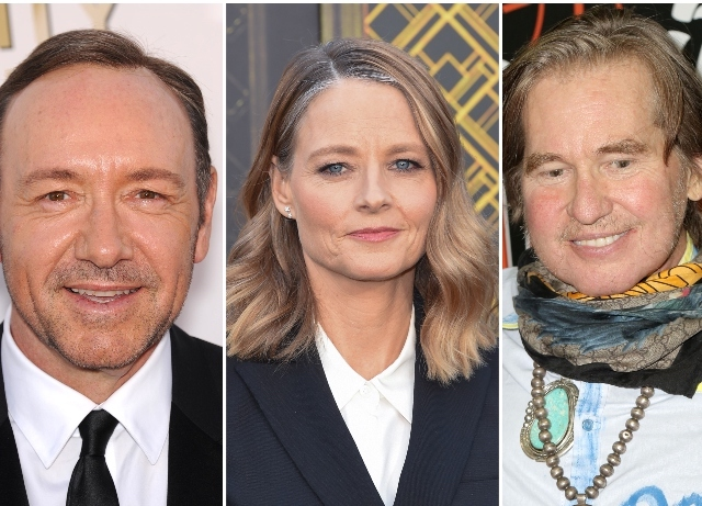 Cannes: Jodie Foster wins, Val Kilmer on Day 2