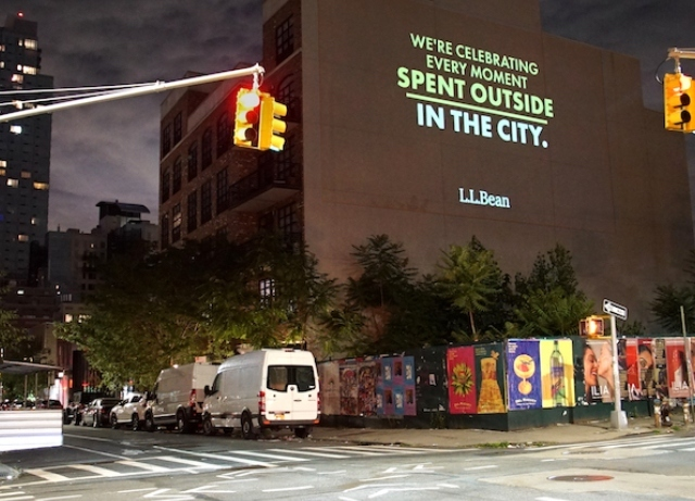 L.L. Bean: First OOH campaign from Doner