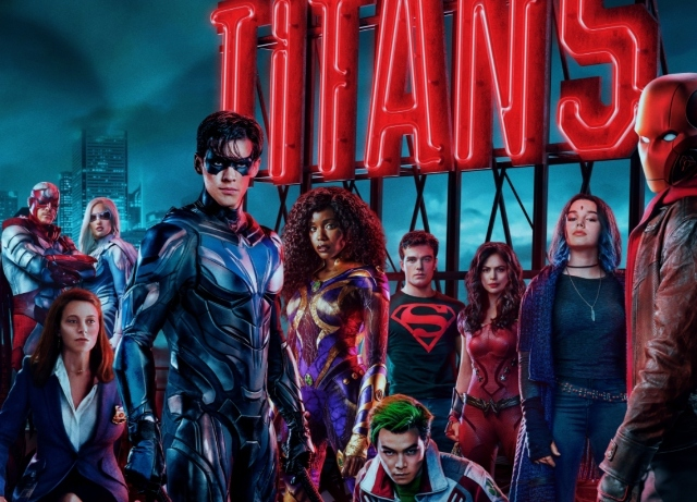 It's the birth of Red Hood in new Titans trailer