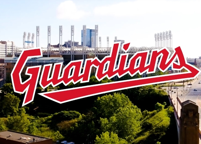 Cleveland Indians change name to Guardians