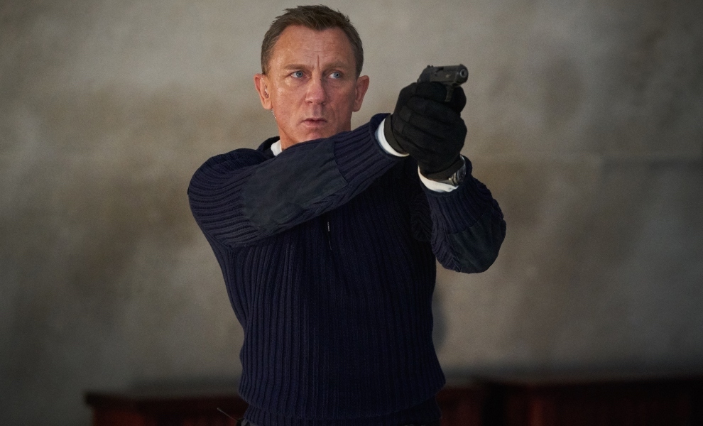 No Time to Die: Watch final trailer for Daniel Craig's last turn as James Bond