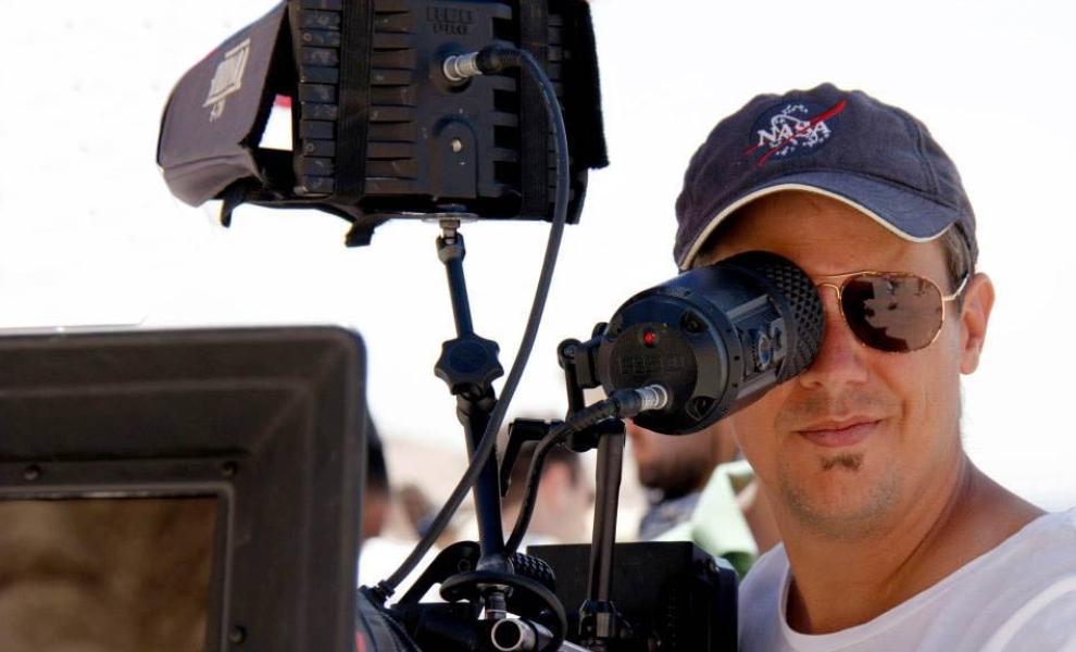 Logan Industry welcomes filmmaker Fernando Livschitz