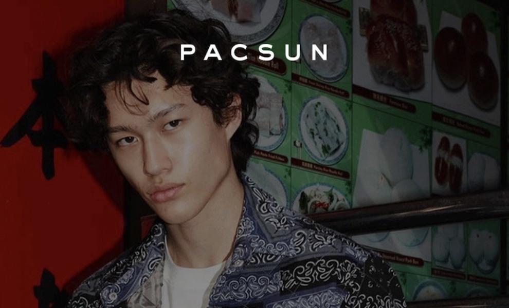 PacSun: Celebrates Soho store anniversary with live stream