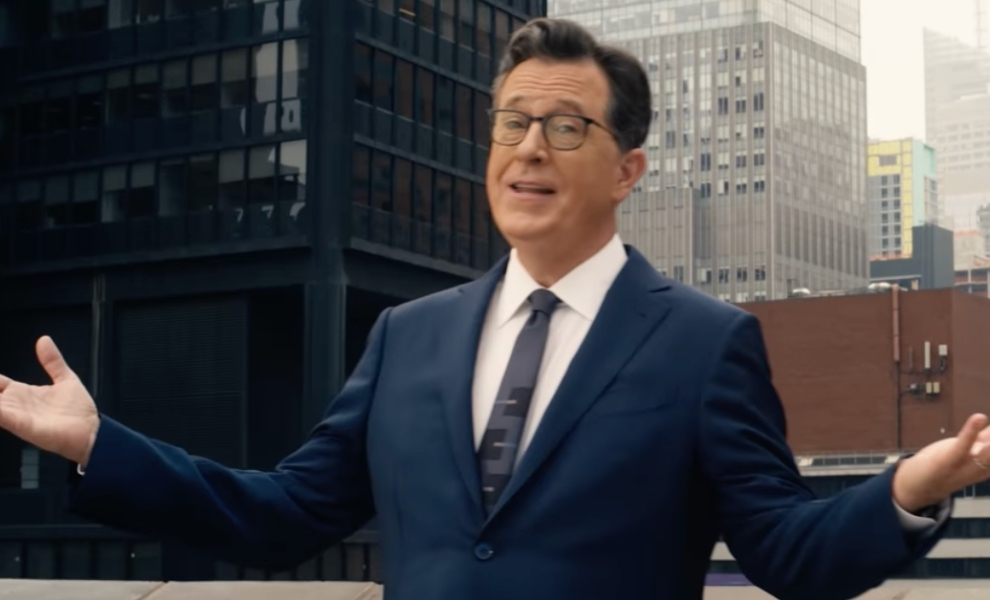 Stephen Colbert and more are in New York State of Mind campaign