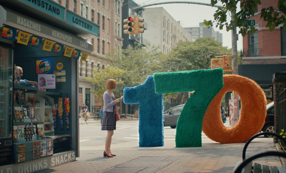 """NY Lottery encourages players to """"Spend More Time with their Numbers"""""""
