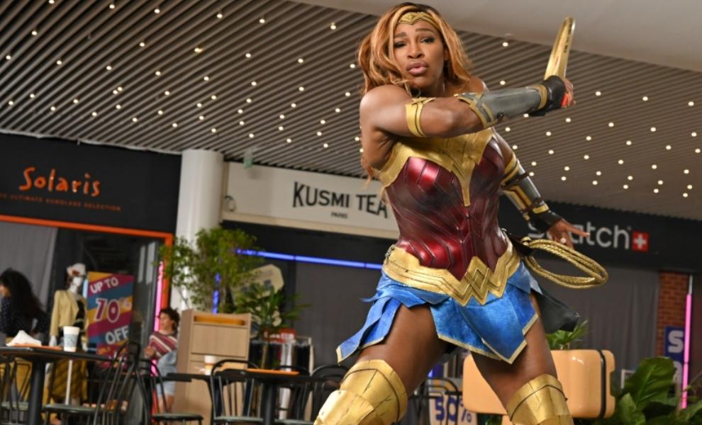 Hera! Serena Williams is Wonder Woman in spot for DIRECTV