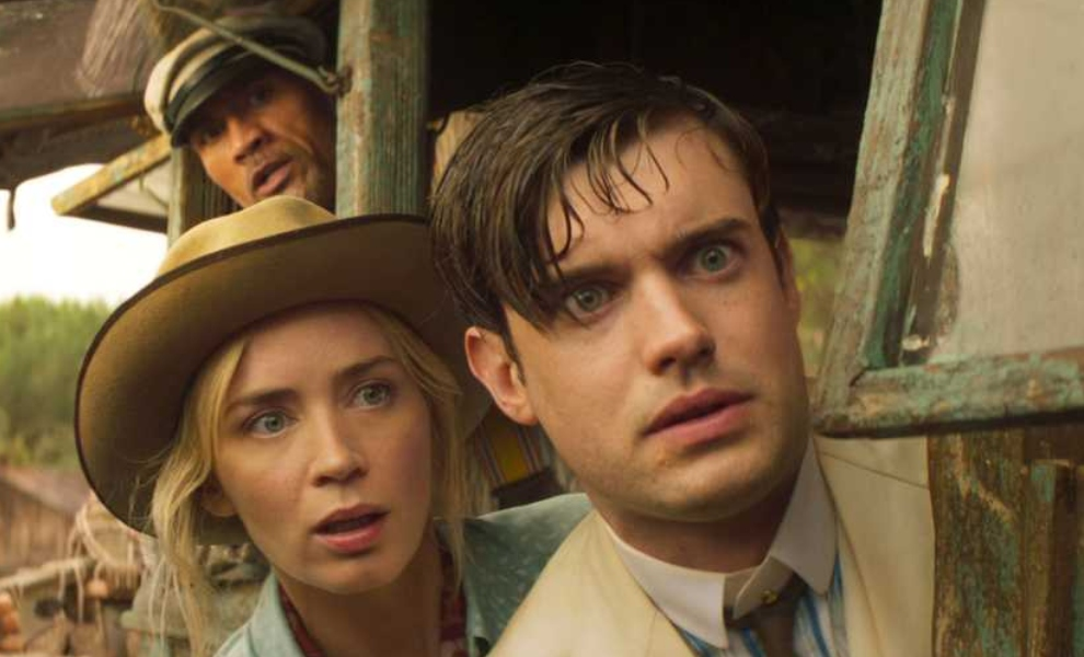 Jungle Cruise: Audiences take film on ride all the way to number one