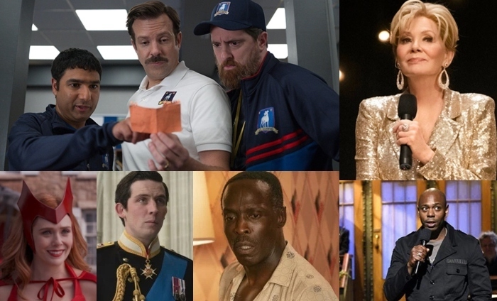 Emmy Predictions: Will 'Ted Lasso' and 'The Crown' own the ceremony?