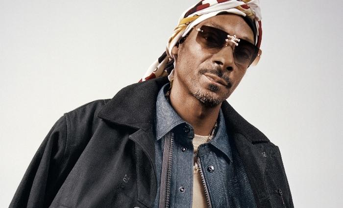 Snoop Dogg is talking booties as G-Star RAW new brand ambassador