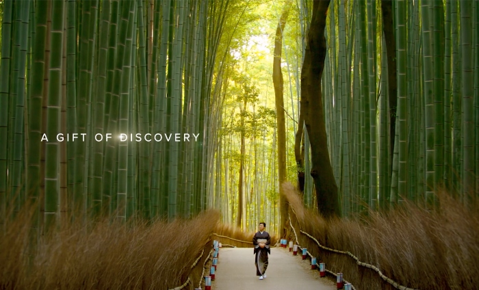 New Ritz-Carlton campaign immerses us in visually stunning getaway