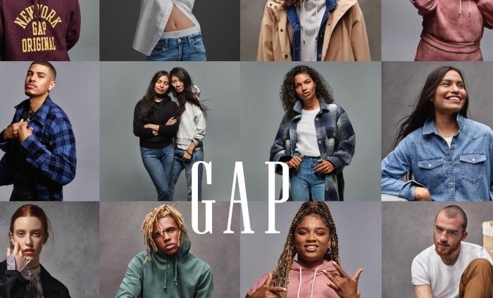 Gap celebrates representation and inclusion  fo Fall 2021 campaign