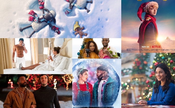 Ho! Ho! Ho! Netflix releases Holiday movie schedule