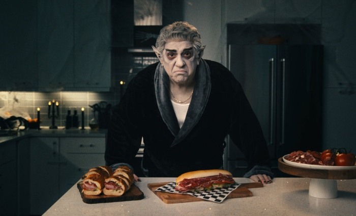 Sopranos-inspired Halloween campaign from Dietz & Watson and RTO+P