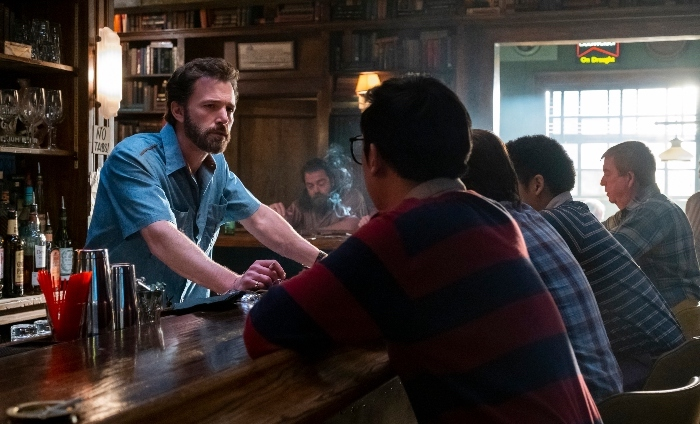 George Clooney, Ben Affleck serve up The Tender Bar trailer