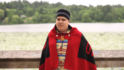 Regalia: Pride in Two Spirits / Directed by Love Intersections / 2015 / 6 min / Canada