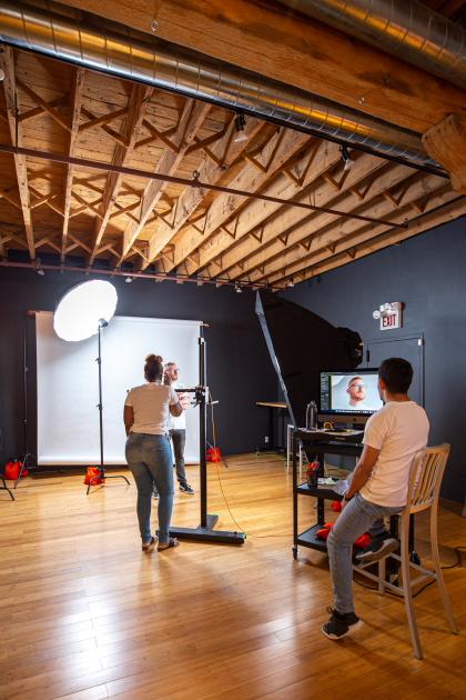 All Oars production studio