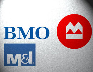 BMO Harris Bank's new agency sure to be a local shop