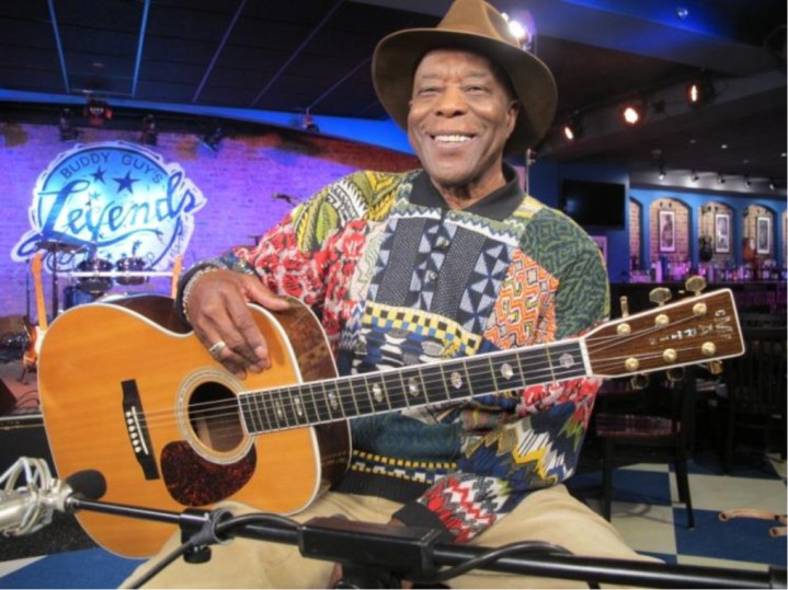 Ch. 20's Buddy Guy's blues show a prelude to series