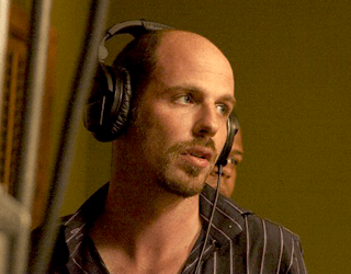 Director Wexler develops thriller as his third feature