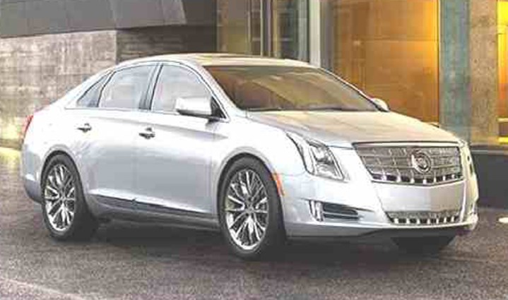 Cadillac spot for China films here as typical US city