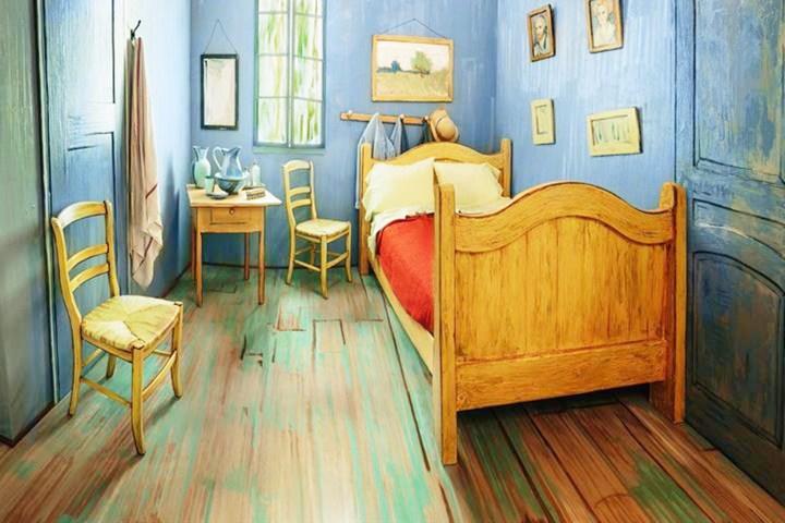 "Burnett's ""Van Gogh Bnb"" wins Grand Prix at Cannes"