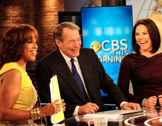 Oddball hosts don't yet mesh on new CBS morning show