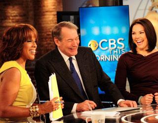 Oddball hosts don't yet mesh on new CBS morning show
