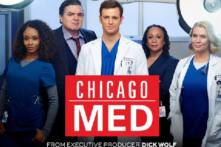 """Chicago Med"" starts first season with 18 episodes"