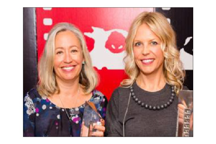 The Whitehouse and Burnett the big TV Awards winners