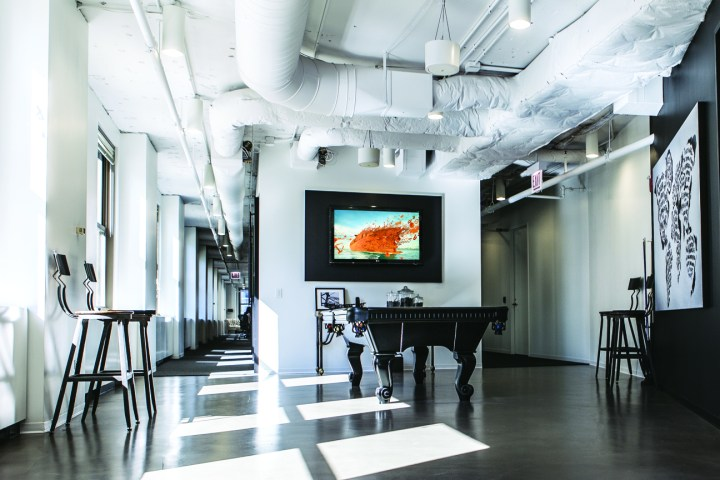 Global firm Gyro shows off its invigorating new space