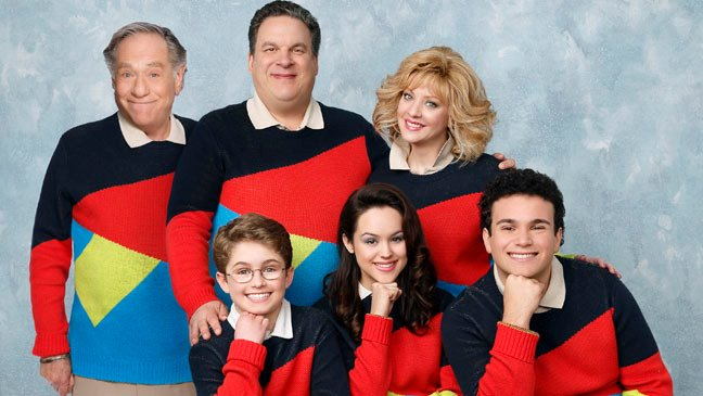 Big Mouth actor, 14, co-stars in new ABC family sitcom