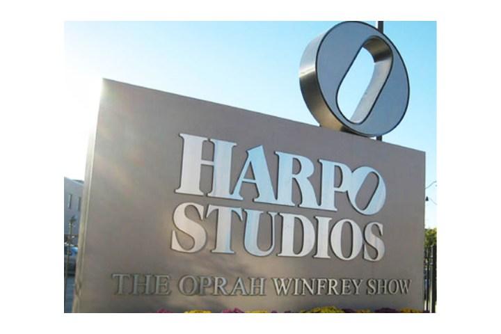 June auction for sale of Harpo Studio equipment