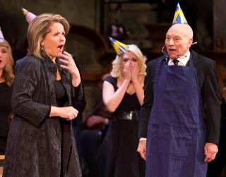 Lyric Opera-SC improvs a box office hit