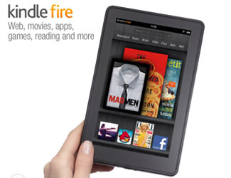 Amazon's Kindle Fire pad to revolutionize indie film access