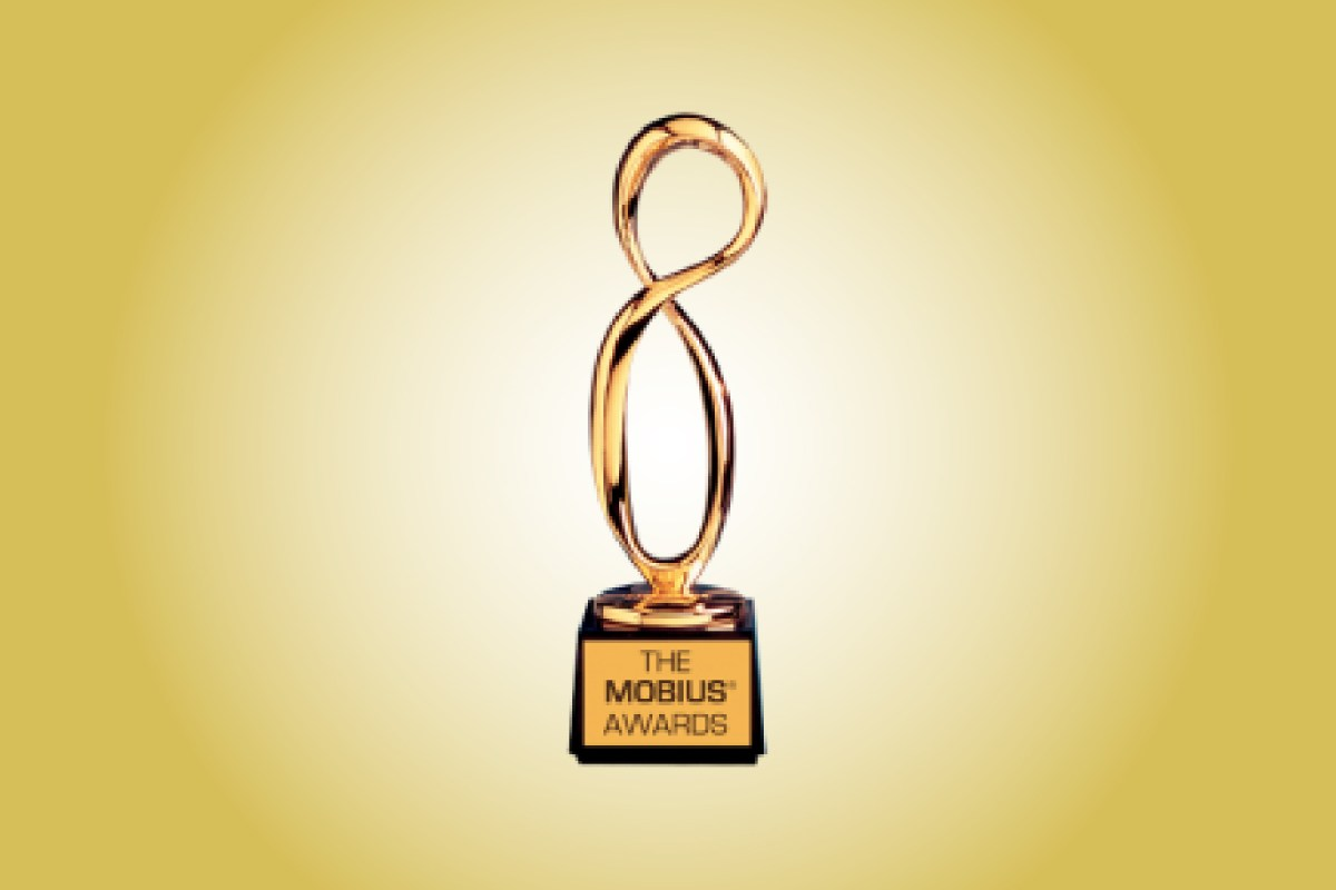 The majority of the Mobius Awards