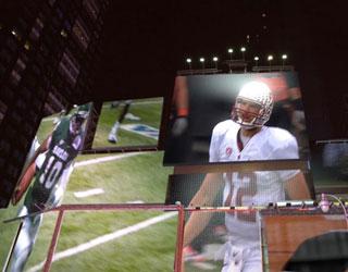 re:think studios' dazzling 2012 NFL Draft spot airing