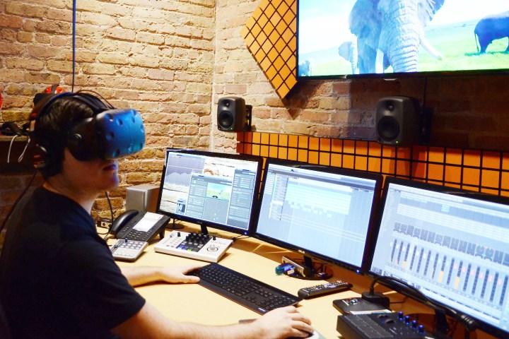 NoiseFloor brings a universe of sound into new studio