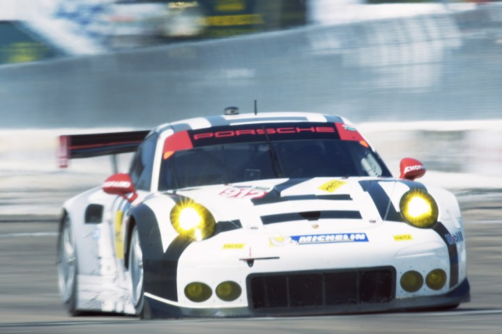 Utopic's Pryor edits web film for Porsche Motorsports